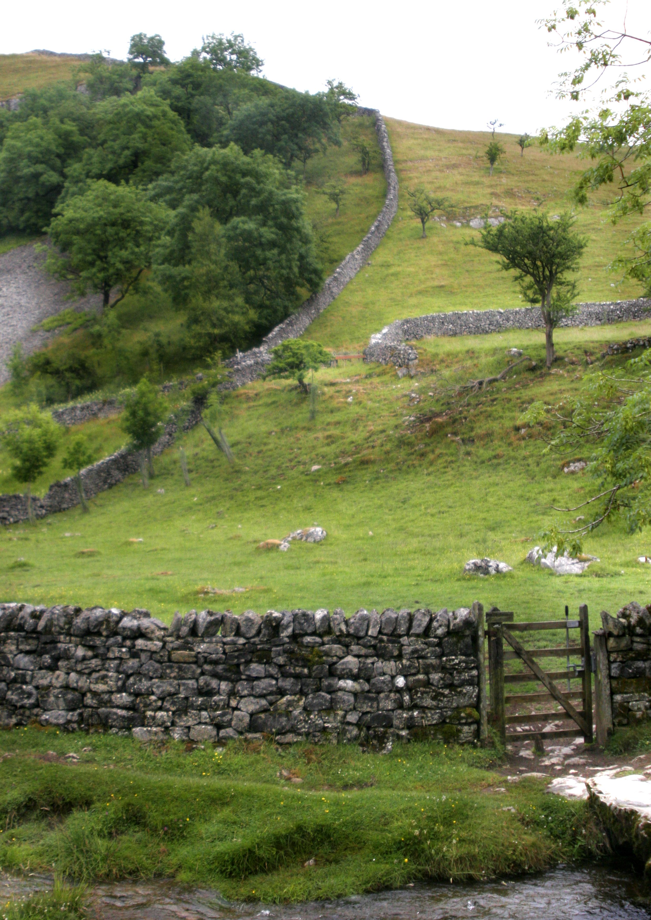 Yorkshire Gateway by Diane