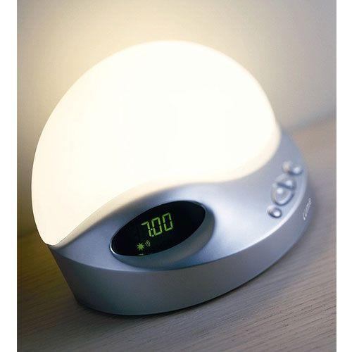 Natural Alarm Clocks Seasonal Affective Disorder Lamps