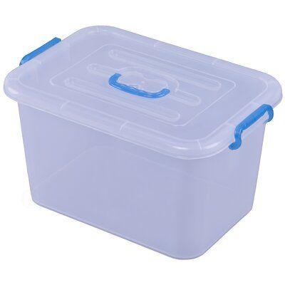 Rebrilliant Storage Container Plastic Box Storage Containers