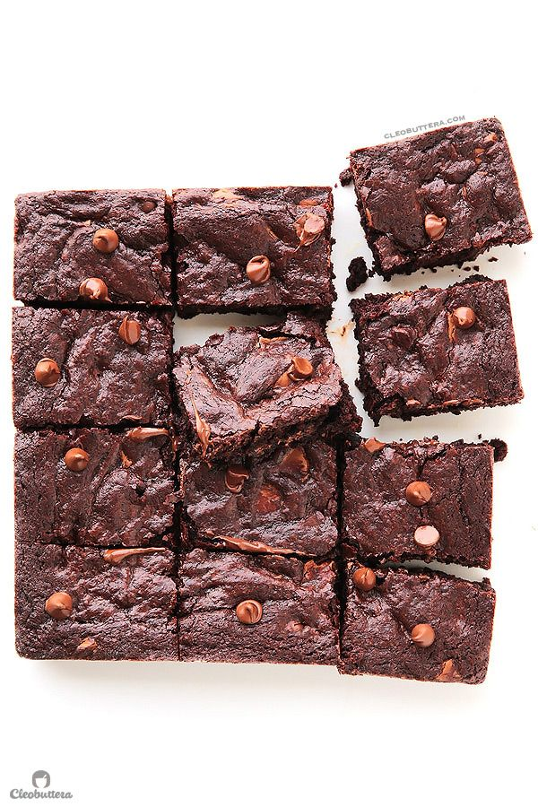 super fudgy better than the box brownies