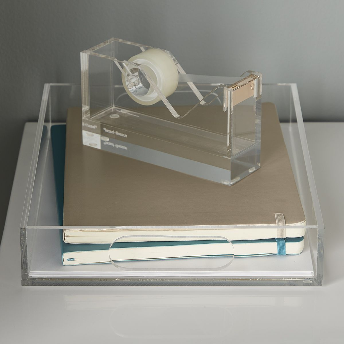 Acrylic Desk Accessories Are An Easy And Stylish Way To Keep Your