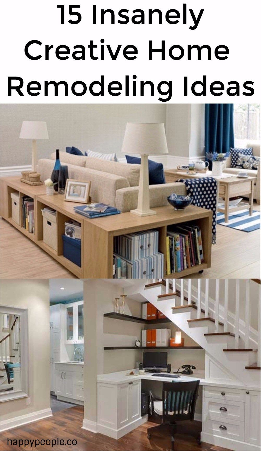 Do Not Miss These 15 Insanely Creative Home Remodeling Ideas | Home Creative Home Renovations Designs on creative home decor, creative home architecture, creative home upgrades, creative cabinets, creative decks, creative home storage, creative home furnishings, creative home framing, creative decorating, creative home porches,