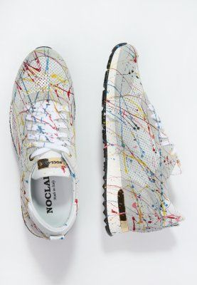 buy popular 7d7e9 d0e7a Noclaim GLORY - Sneaker low - white/silver - Zalando.de ...