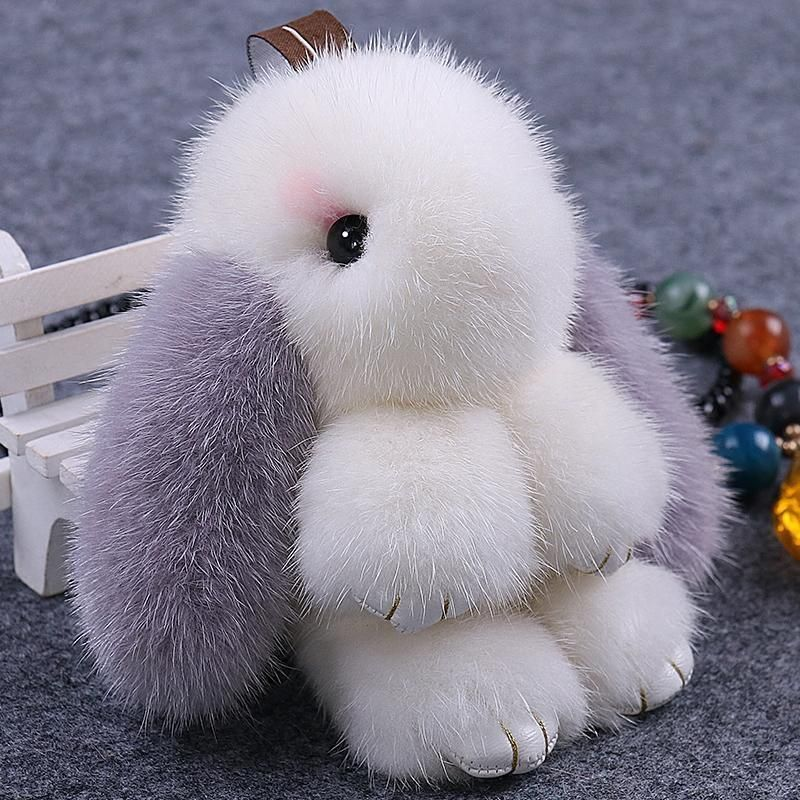 New Copenhagen Lovely Rabbit Key Chain Handbag Accessory Phone Car Pendant Gifts