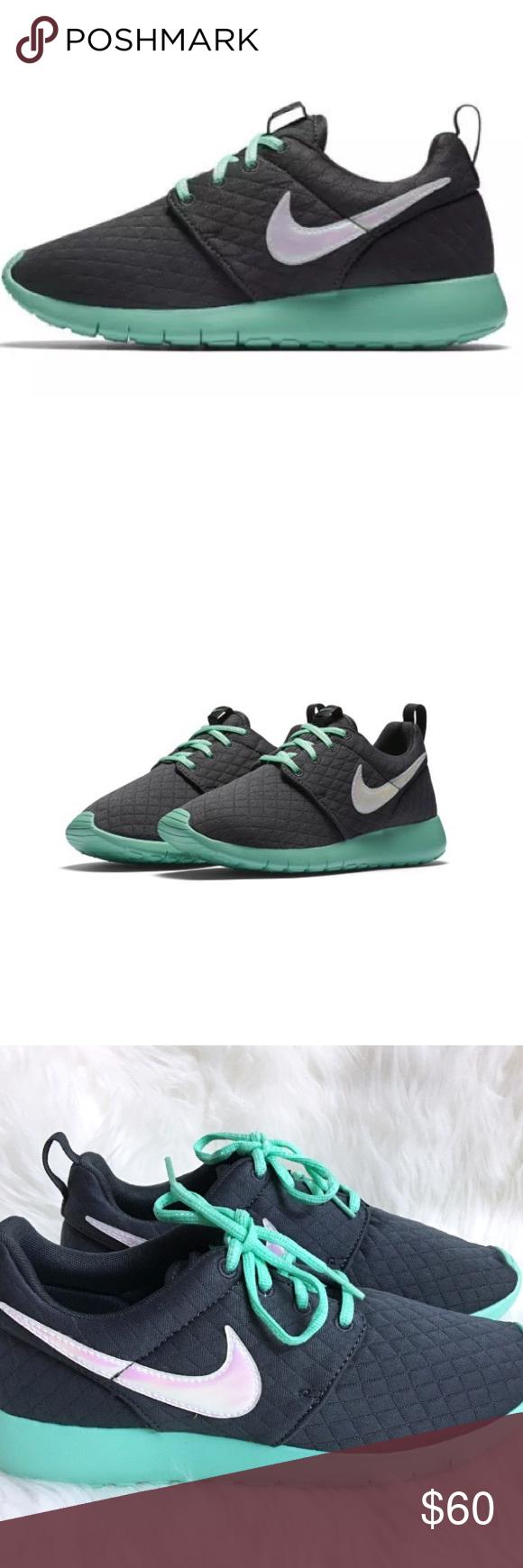 Nike Roshe One Se Ac Winter Girls Shoes Size