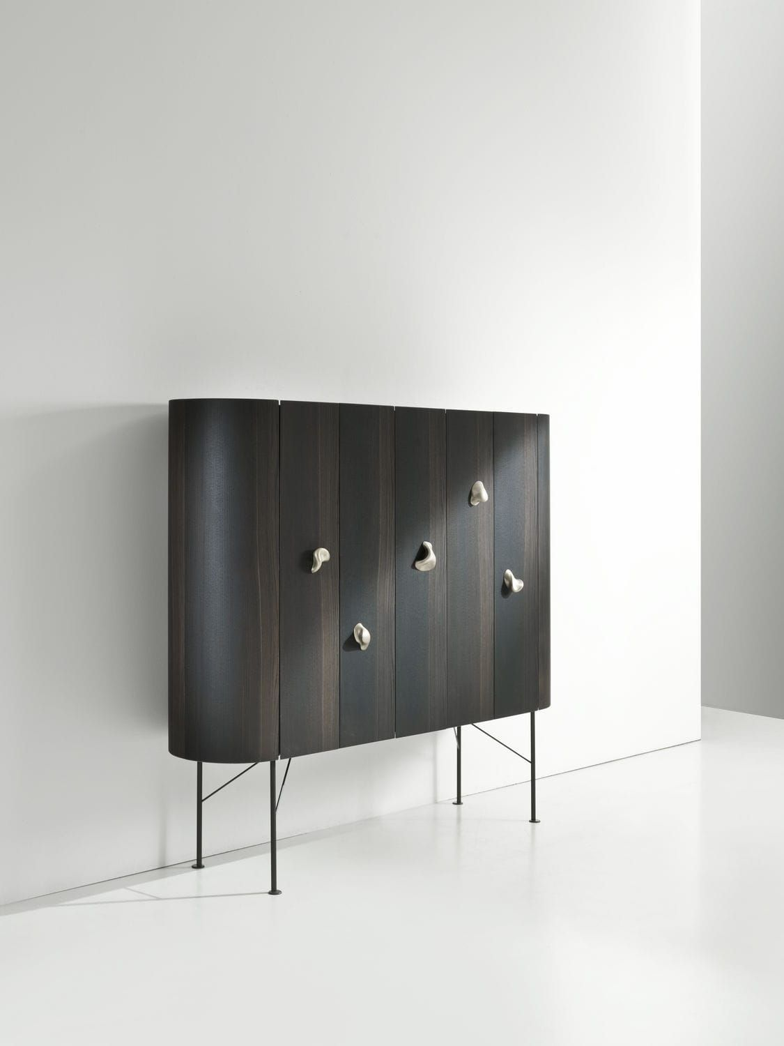 Möbel Design Holz Moderner Sekretär Aus Metall Holz Collectionist Laurameroni