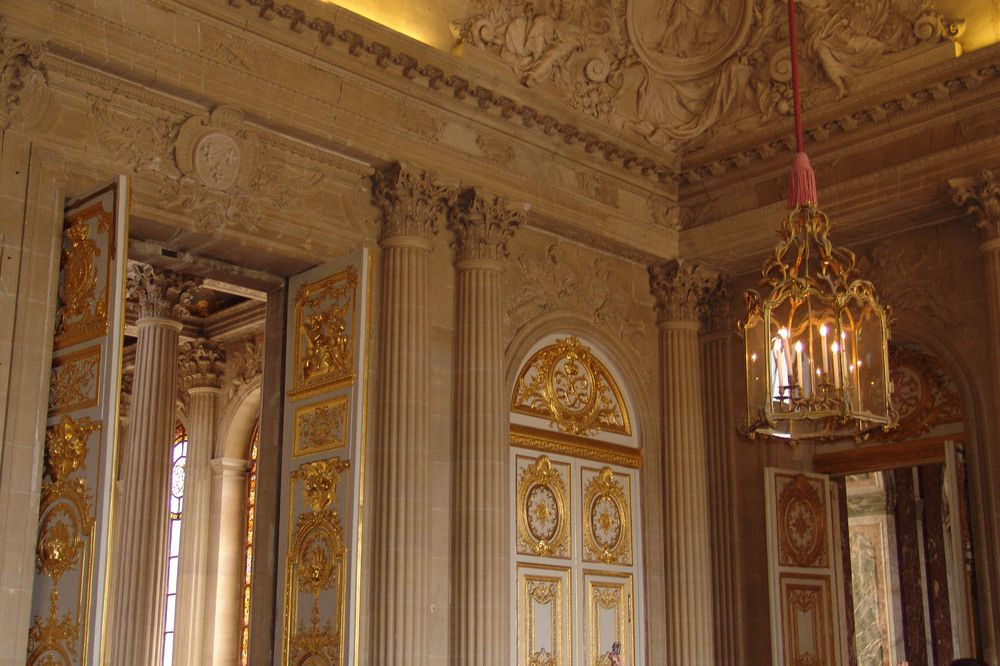 Versailles 30 von Richard Patten