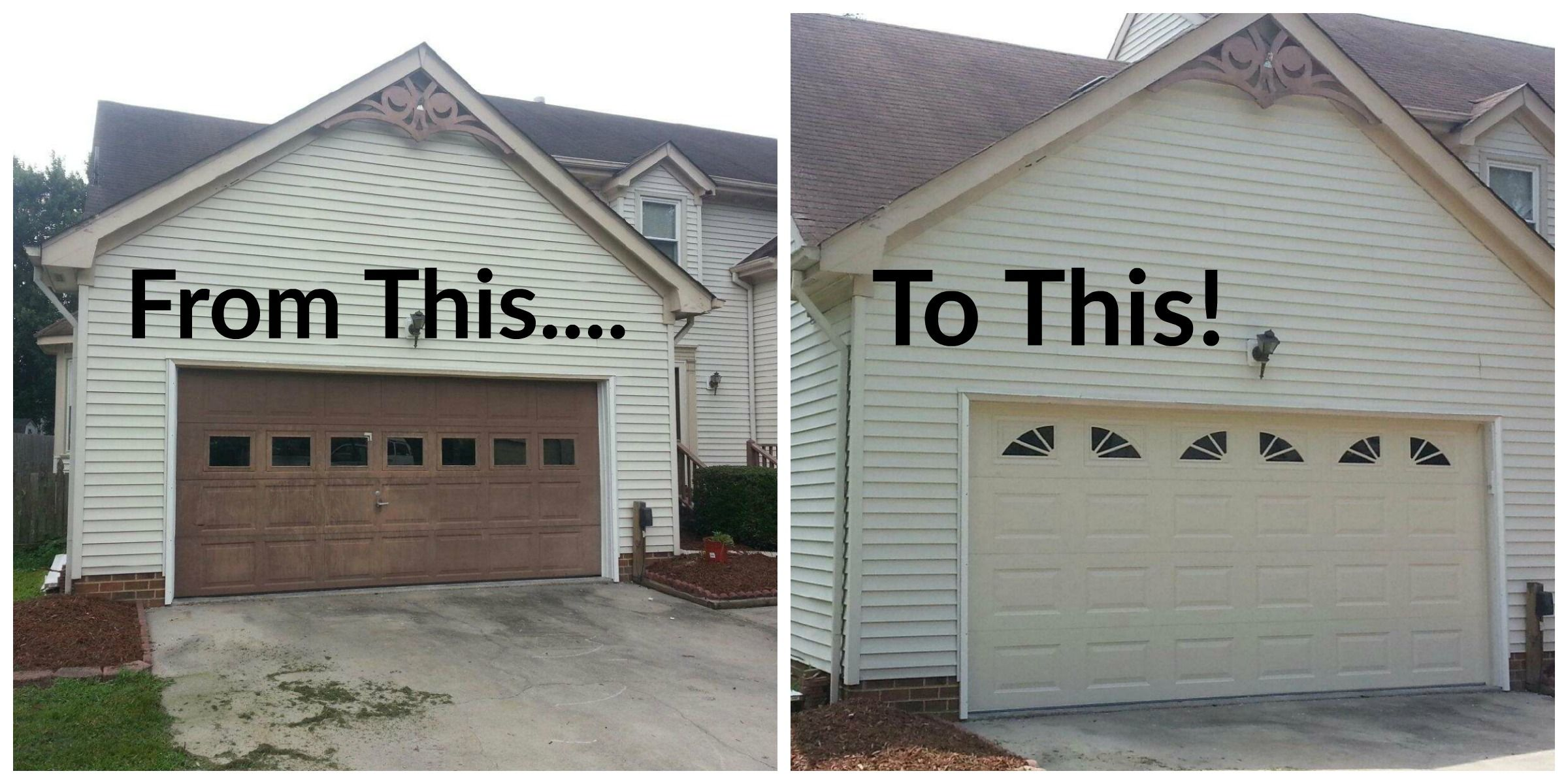 It Is Truly Amazing What A New Garage Door Can Do For Your Home