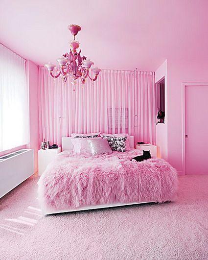 Eleganten Rosa Schlafzimmer Ideen Wie Dekorieren Sie Ihr