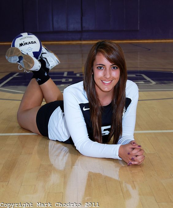 Volleyball Individual Pictures St. Anthony High Schoo...
