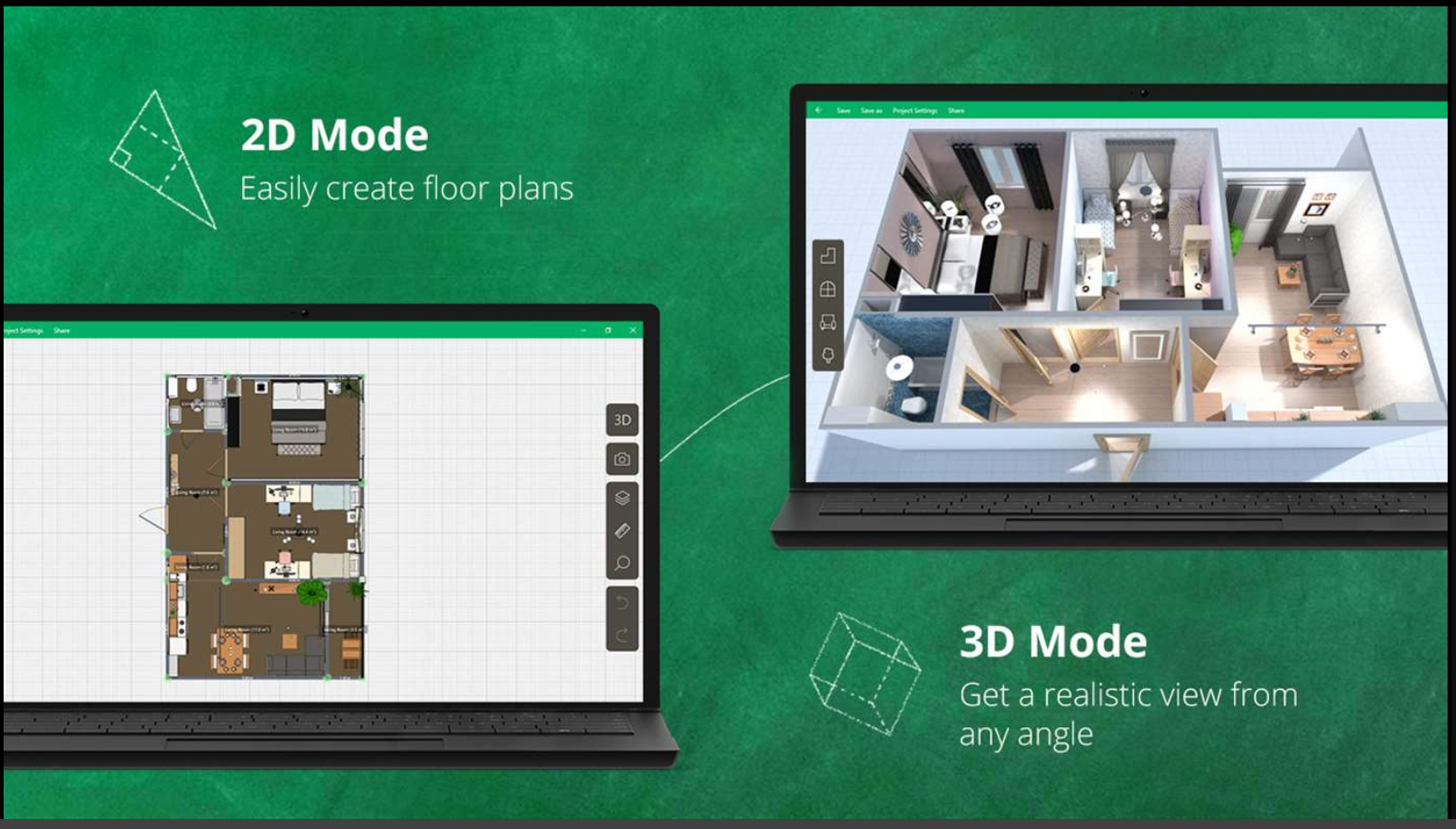 Create A Floor Plan And Interior Design In 2d 3d Visualize Your Design Through Virtual Reality Diy Wit Planner Design Create Floor Plan Design Your Dream House