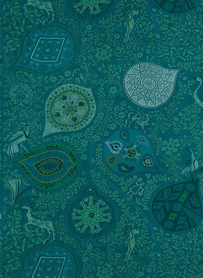 beaux tissus bleu canard tissu bleu