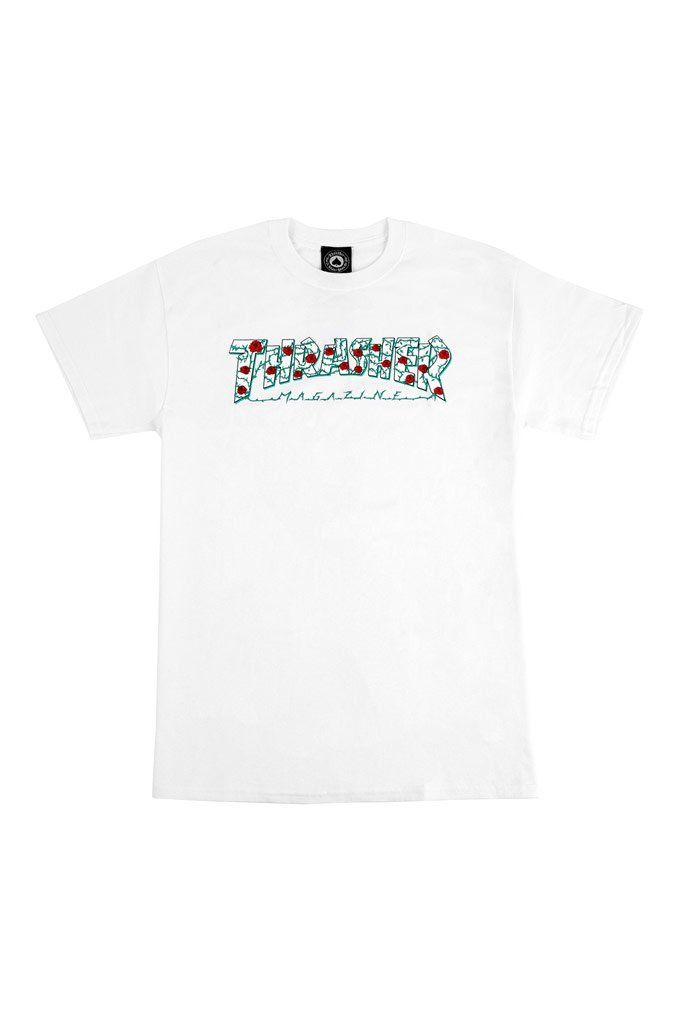7737ed3af741 The Roses Tee from Thrasher Magazine. Heavyweight