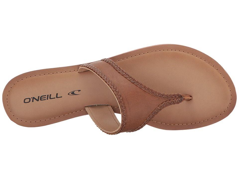 ec770c64274 O'Neill Dahlia Women's Sandals Cognac | Products in 2019 | Clothes ...