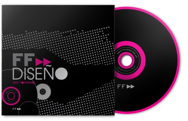 CD pack for FF Diseño   Design   Pinterest   Cd design, Graphic ...