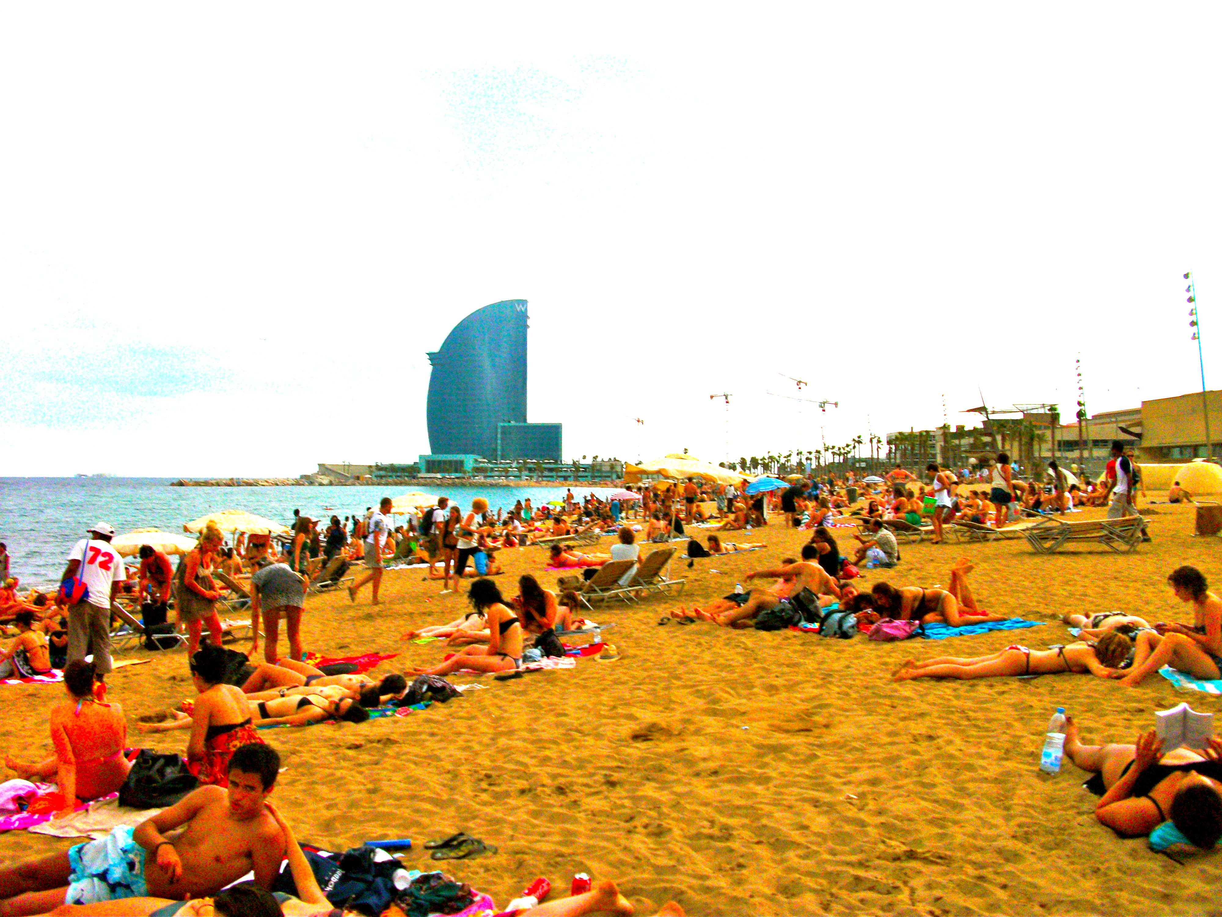 Barcelona Spain Places To Go Oh The Places You Ll Go Travel
