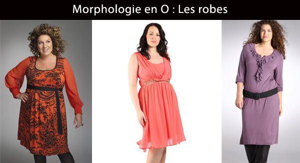 Robe de soiree pour morphologie o