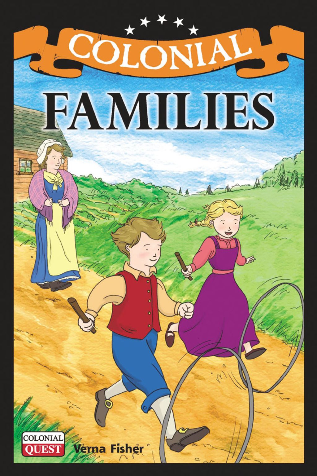 Colonial Families Ebook