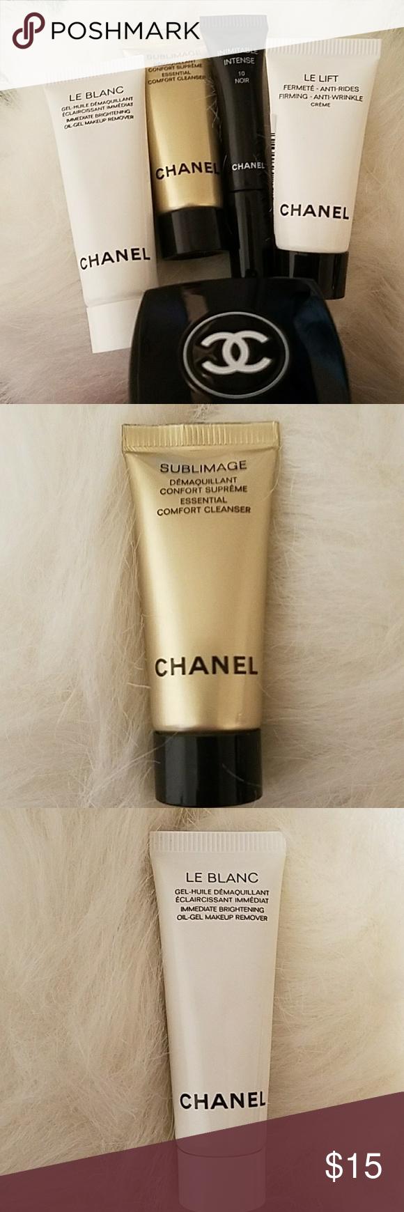 Chanel makeup Chanel makeup, Perfume samples, Mascara