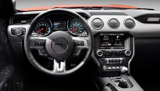 2016 Ford Mustang Gt350 Review Mustang Interior 2015 Ford