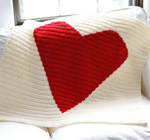 Crochet pattern big heart blanket crochet spot blanket crochet crochet pattern big heart blanket crochet spot dt1010fo