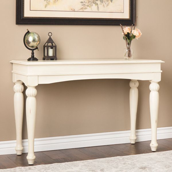 Metro Shop Vanilla Wasatch Sofa Table--