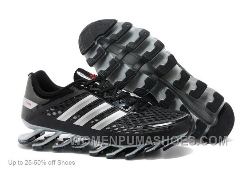 http://www.womenpumashoes.com/adidas-men-springblade-black-silver-running-shoes-discount.html ADIDAS MEN SPRINGBLADE BLACK SILVER RUNNING SHOES DISCOUNT Only $73.00 , Free Shipping!