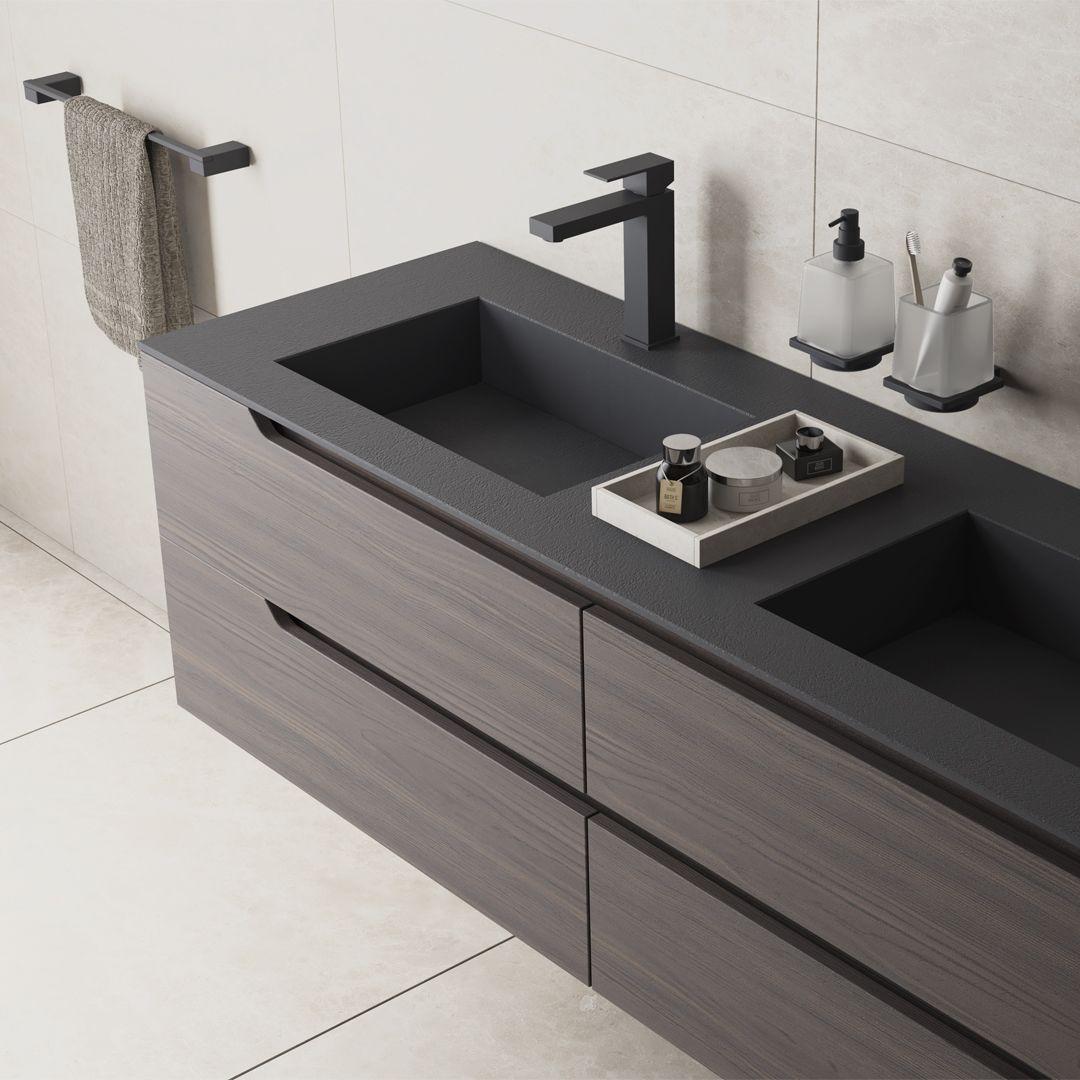 Meuble Vasque Moderne Et Design Inda Badkamer