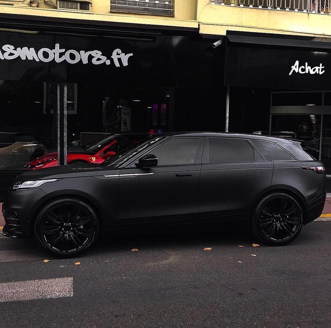 Range Rover Velar Range Rover Range Rover Black Luxury Cars Audi