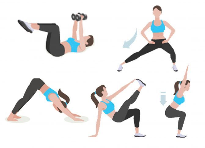 5 moves to boost your #energy! #exercise #fitness #healthyeating #healthydiet