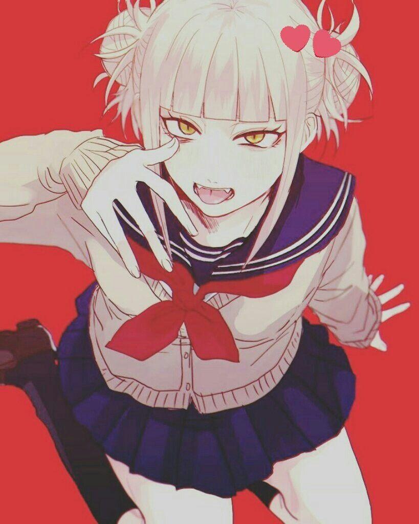 Himiko Toga Toga Anime Characters My Hero