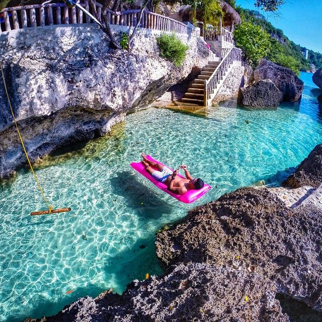 Private Beaches: My Ultimate Chill Spot Location: Cancuaay Private Beach
