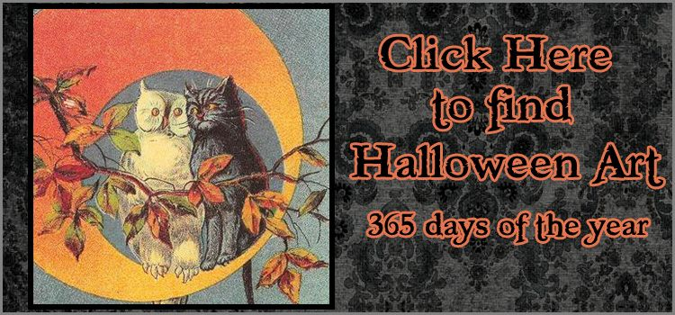 Welcome to the new shopping catalog on Halloween Artist Bazaar!   - halloween catalog