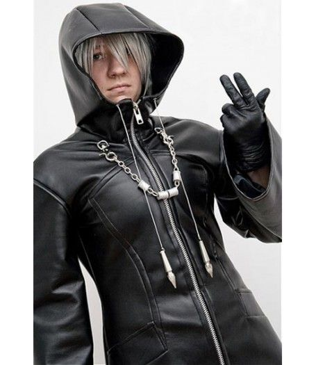 Special Discount On Kingdom Heart Organization 13 Coat   Limited Time Offer   Celebrities leather jacket, Leather trench coat, Leather trench coat mens