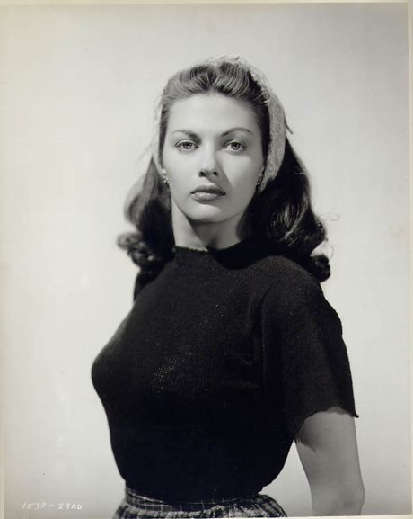 Classic busty actresses