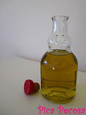 Botella para el aceite reciclada | Pica Pecosa