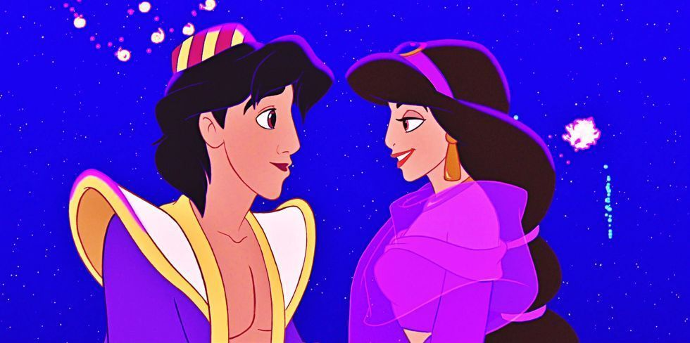 """The Original Voices of Aladdin and Jasmine Reunited to Sing """"A Whole New World"""""""