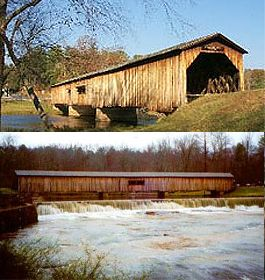 Watson's Mill Oglethorpe County, GA