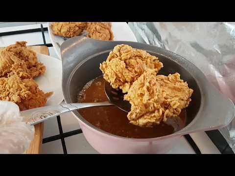9 قناة ليلى جواد طريقة تحضير دجاج كنتاكي منزلي رآئع و بطعم ينافس المحلات Interpreter Of English You Cooking Fried Chicken Fried Chicken Pakora Recipes