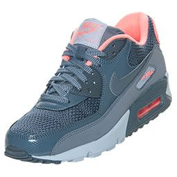 best service 23628 d9345 Women s Nike Air Max 90 Running Shoes   FinishLine.com   Armory Slate Light  Armory