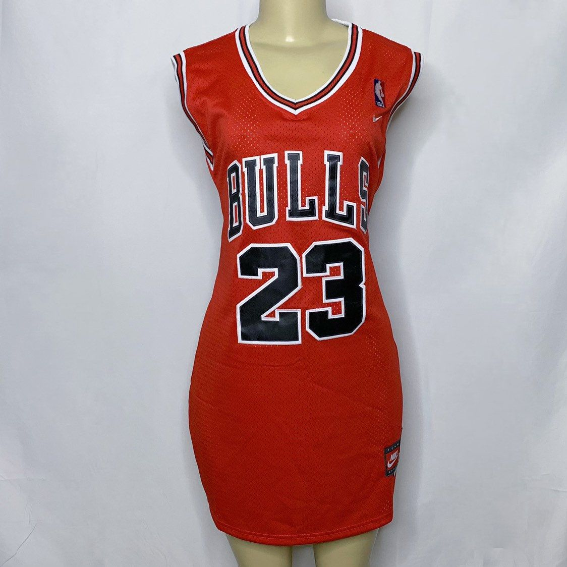 chicago bulls jersey dress