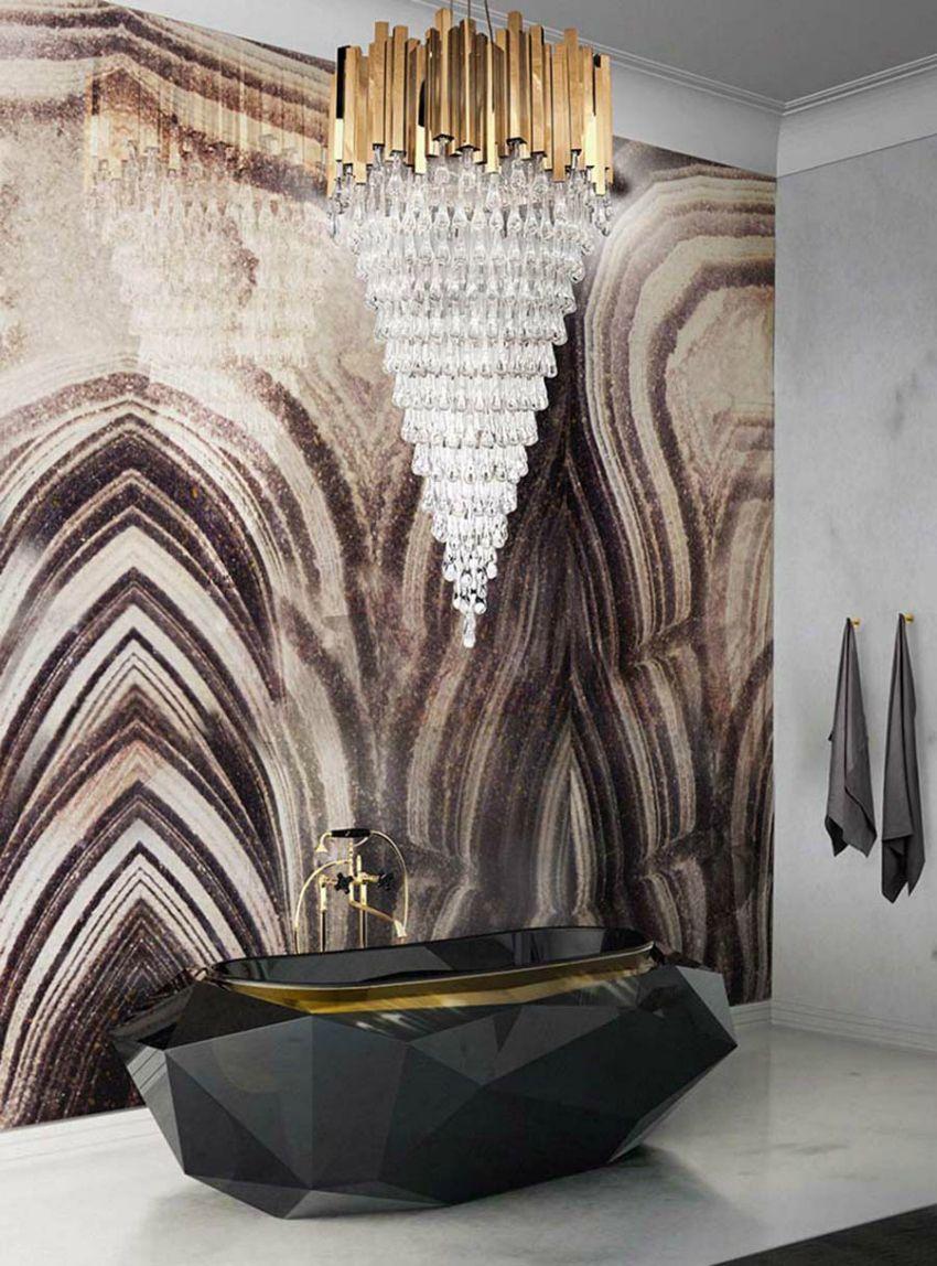 Außergewöhnliche Badezimmer, 25 außergewöhnliche badezimmer ideen | pinterest | interiors and house, Design ideen