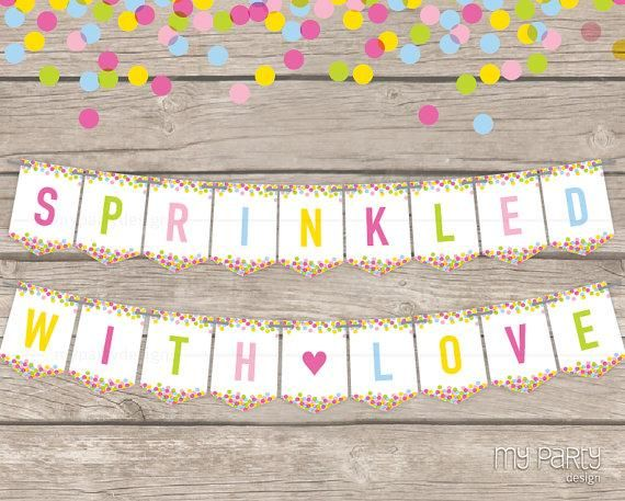 Baby Shower Sprinkle Images ~ Chance of sprinkles favorites ideas for hosting a