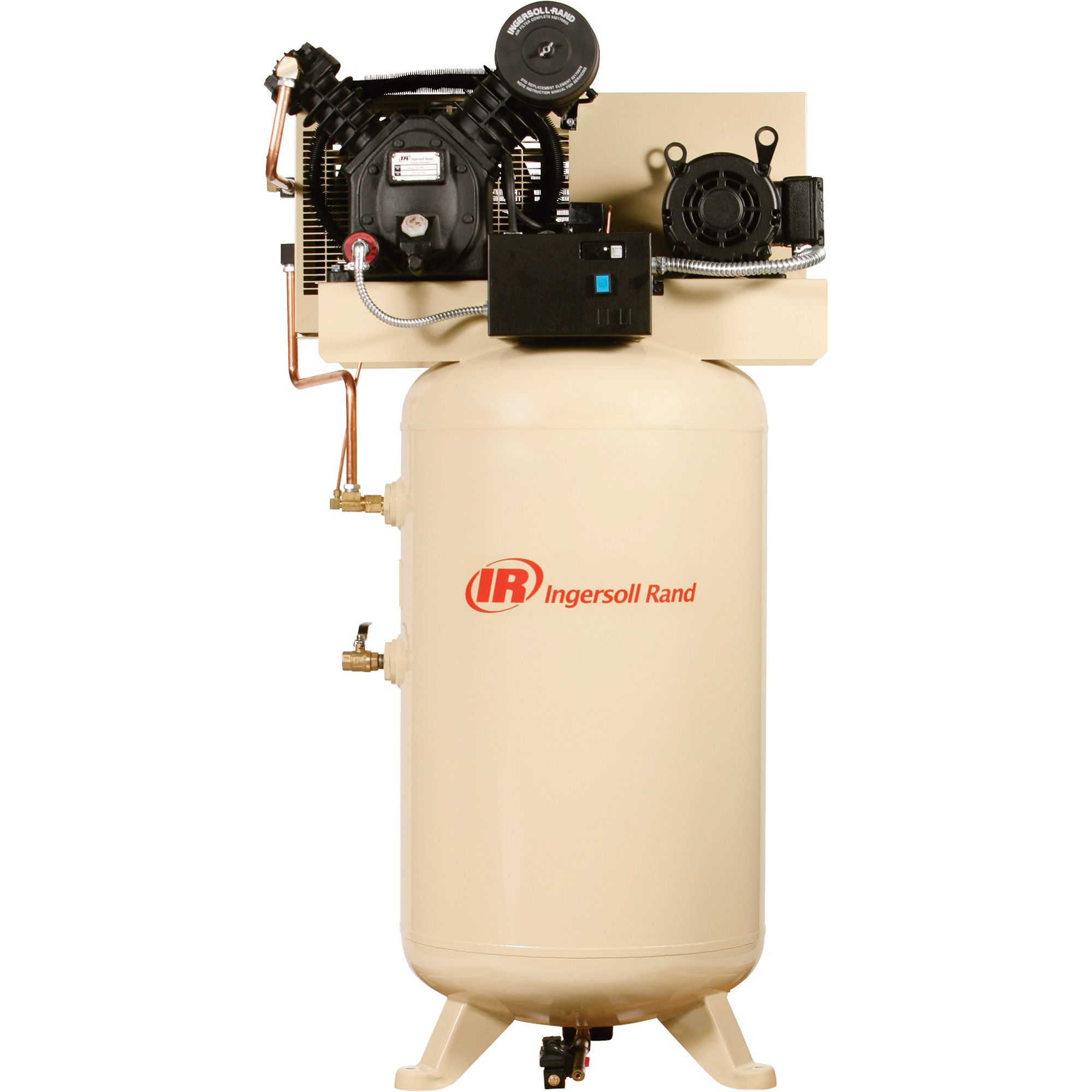 Ingersoll Rand's legendary Type30 air compressors have