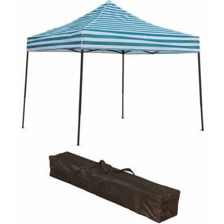 Lightweight and Portable Canopy Tent Set 10u0027 x 10u0027 By Trademark Innovations  sc 1 st  Pinterest & Lightweight and Portable Canopy Tent Set 10u0027 x 10u0027 By Trademark ...