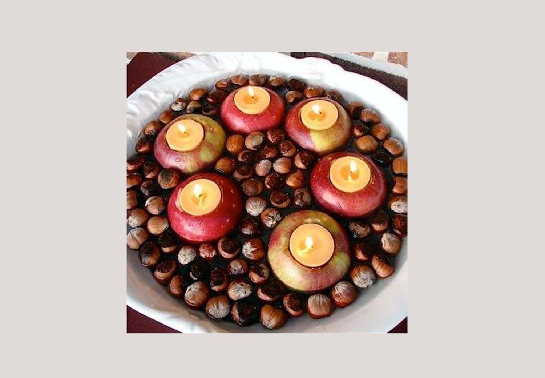 16 fede ideer til efterårsdekorationer #kastanjeideer