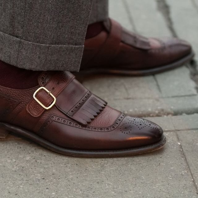 Do you like the details in these shoes? #gentlemansgazette