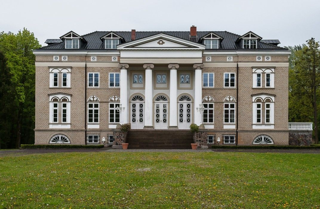 Herrenhaus Tüschow, LudwigslustParchim Herrenhaus
