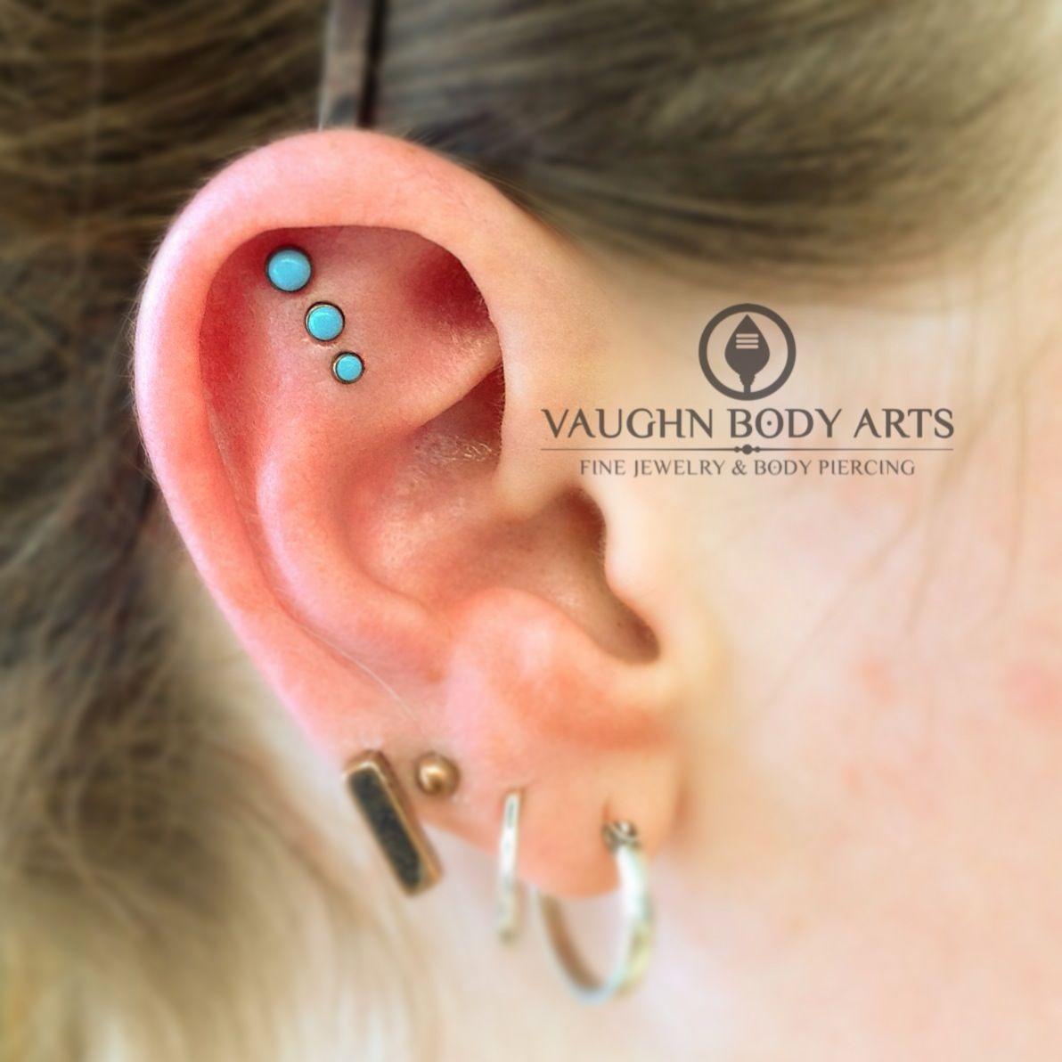 High up nose piercing  VAUGHN BODY ARTS  Beauty  Pinterest  Body art Piercings and Ear