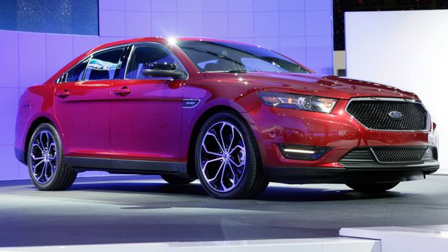 2016 Ford Taurus Sho Release Date And Review Http Www Autocarkr